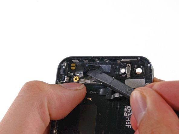 Где находится антенна в айфоне
