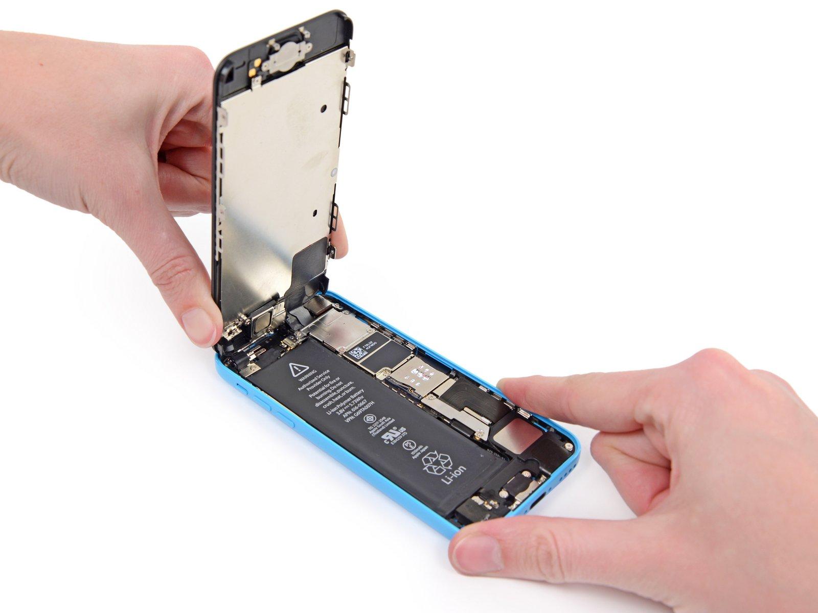 Iphone 5 замена дисплея