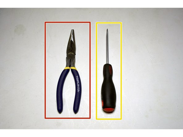 Sharp Nose Pliers