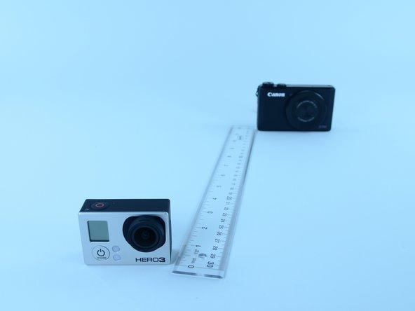 Image 1: Automatic white balance setting