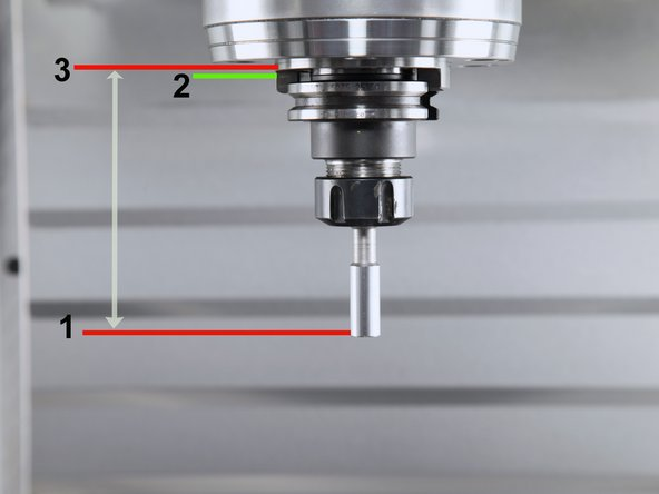 This is NOT a Gauge Line measurement.