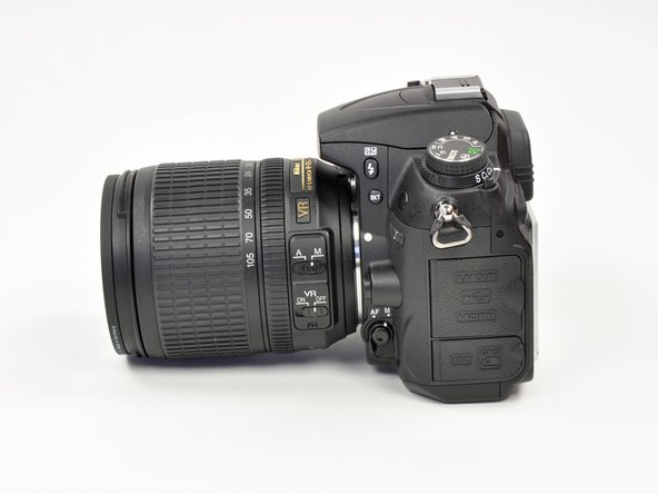 A key feature of an SLR camera is the ability to select whatever lens you would like to use when taking photos. You want to be able to capture large subjects and also zoom in on small ones. A zoom lens with focal lengths spanning the ballpark of 20-100mm should be able to handle most situations.