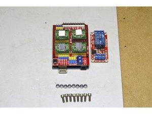 16. Mount Electronics