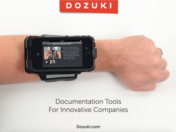If you are ready to make your own work instructions history, schedule a free demo to see Dozuki in action!