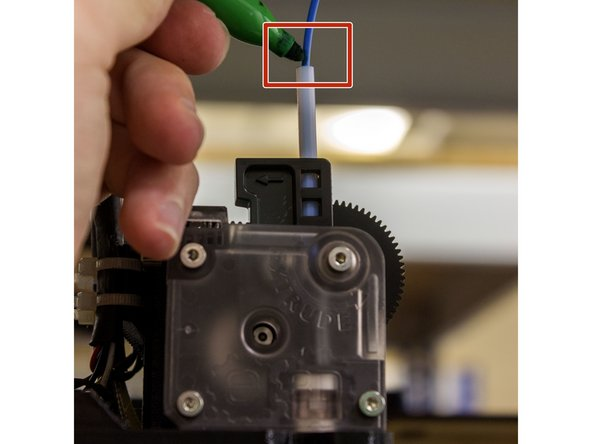 To get a more exact value for your E-steps-per-mm, measure the exact amount of filament that is pushed out of your extruder.