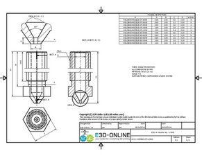 Volcano drawings e3d online volcanonozzlepdf ccuart Image collections