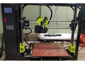 LulzBot Taz6 Hemera Upgrade