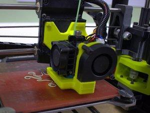 LulzBot Mini Hemera Upgrade