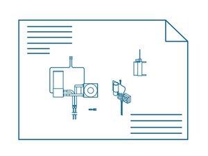 Water-Cooling Kit Drawings