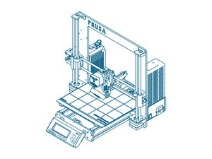 Prusa Specific Parts