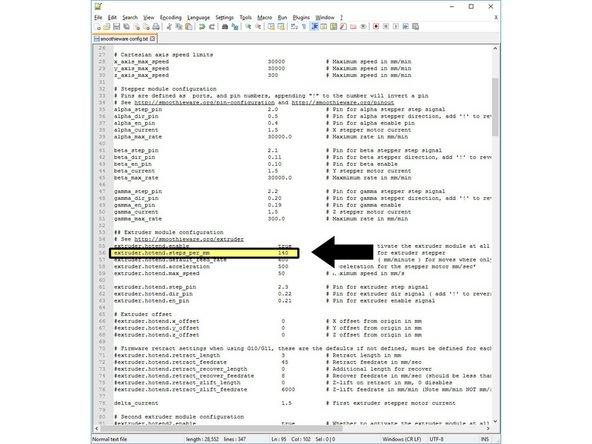 Titan Smoothieware Configuration - E3D-Online