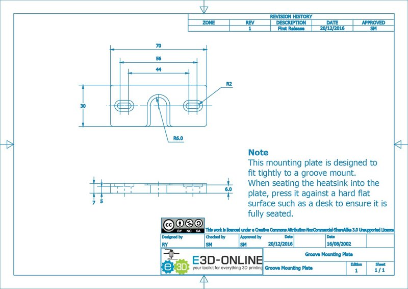 Other Mechanical Drawings - E3D-Online