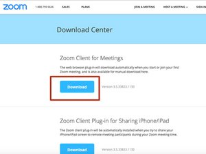 Getting Started with Desktop Zoom Video