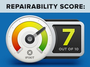 Assigning A Repairability Score