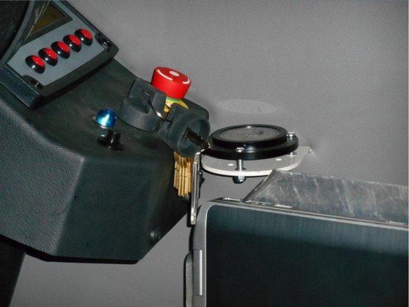 2 Qty-Fuel take keys.(2 Minutes)