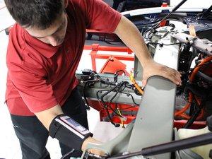 Electronic Work Instructions Hub: Gunner Automotive