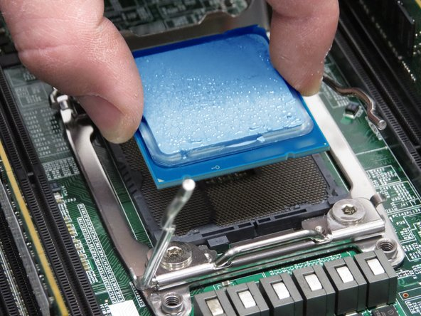 Central Processing Unit (CPU) Replacement