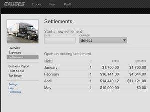 Add Settlement