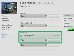 Setting up Recurring Charges