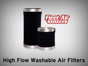 Installing Fleet-Air Filters