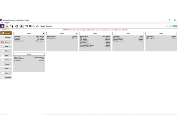 Software update (English) - nido