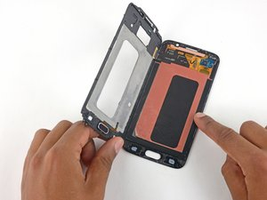 Samsung Galaxy S6 Display Assembly Replacement