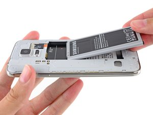 Samsung Galaxy S5 Battery Replacement