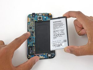 Samsung Galaxy S6 Battery Replacement
