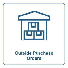 Outside Purchase Orders