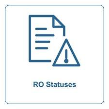 RO Statuses