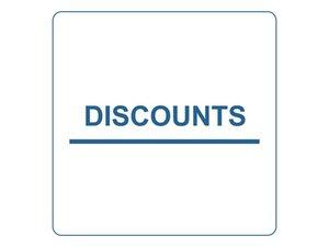 Adding Customer Discounts/Labor Rates