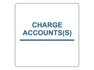Setting Up Customer Charge Accounts