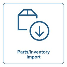 Parts and Inventory Import