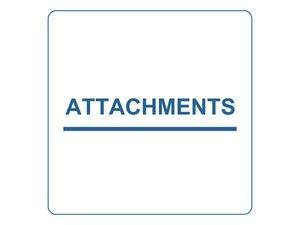 Adding Customer Attachments