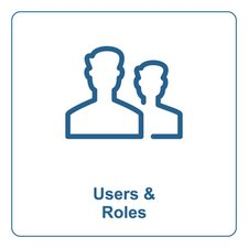 User and Role Management