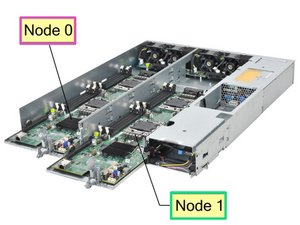 Server Node Identification