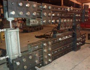 Ironworker Machine - Overall Machine
