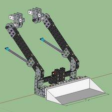 Loader Arms Development