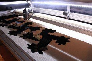 Laser Cutter - Final Assembly