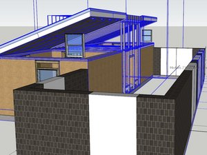 MicroHouse 4 Walls