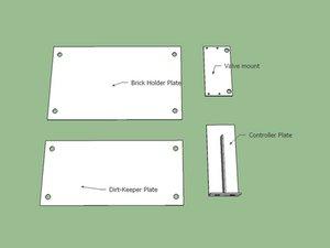 CEB Simple Plates
