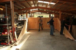 Upper Carpentry Module