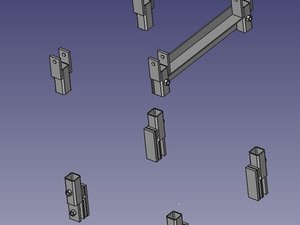 Module - Support Clamps