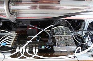 OSE Lasersaur Electronics