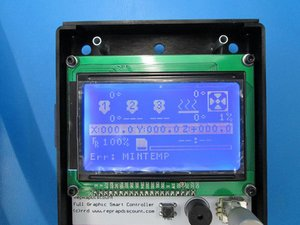 Module - LCD Case Assembly