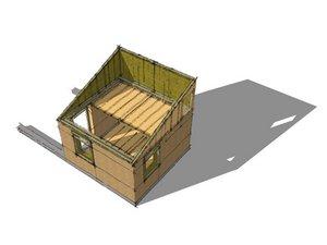 11. Loft Wall Module