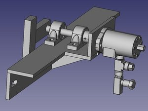 Module - Hopper Shaker