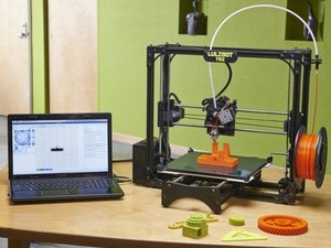 3D Printer - Earlier Versions