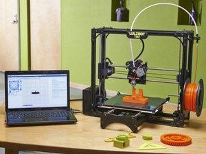3D Printer - Earlier Versions