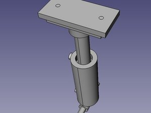 Module - Main Cylinder Assembly